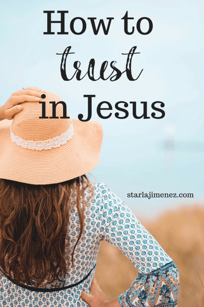 Trusting God Difficult Times