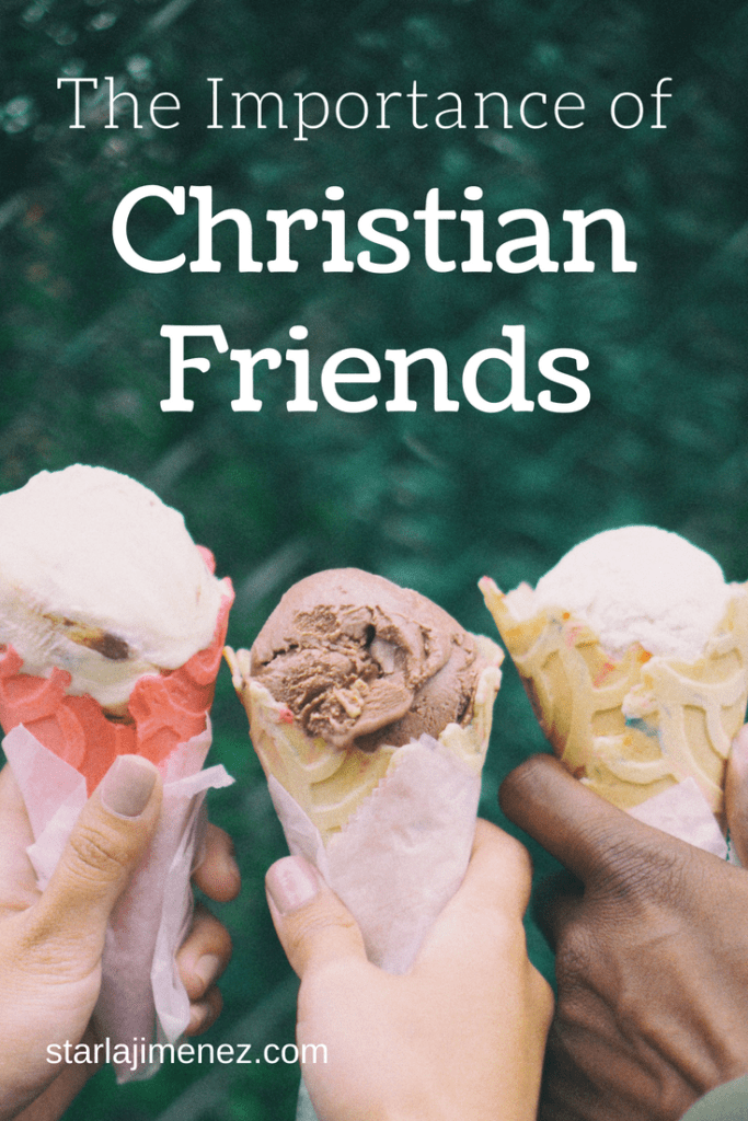 The Importance of Christian Friends | Bible Verses on Friendship