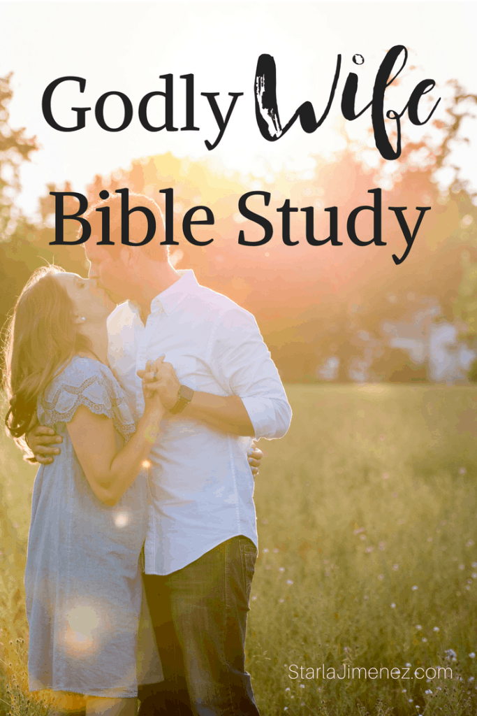 Godly Wife Bible Study