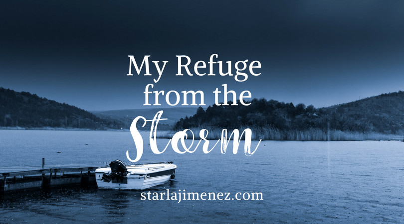 Lord my refuge and strength