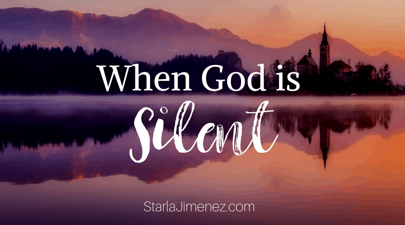 When God is Silent. Faithful Christian Life.