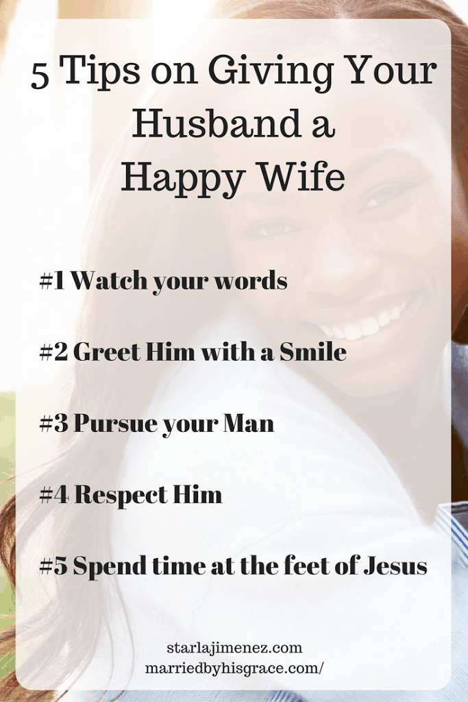 How to be a Happy Wife