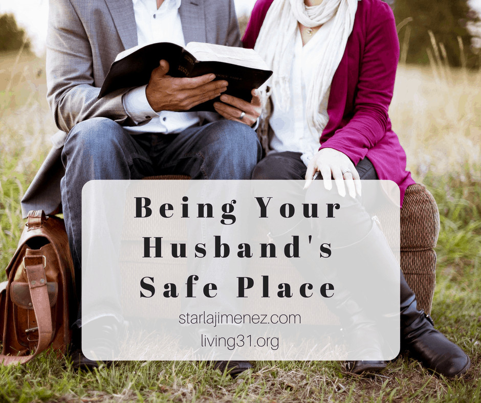 When you do these things, your husband will feel that you are HIS safe space and will start sharing his feelings with you without fear of a blow out!