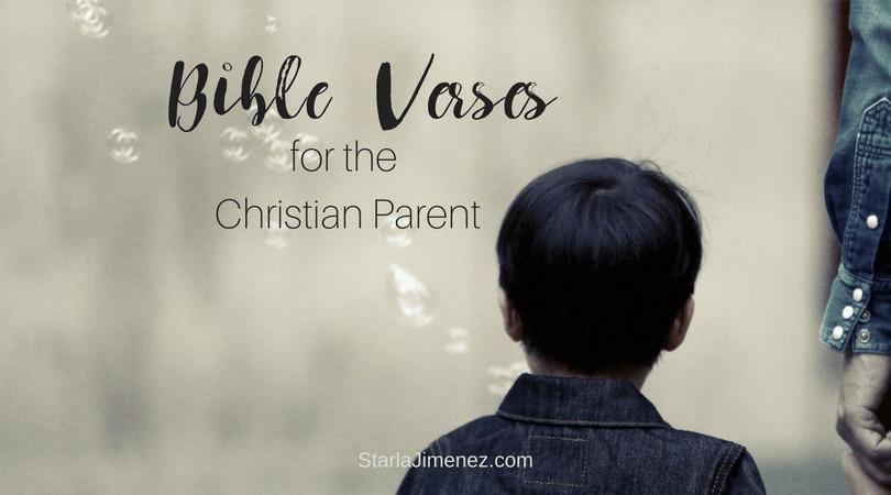 Bible Verses for Parents