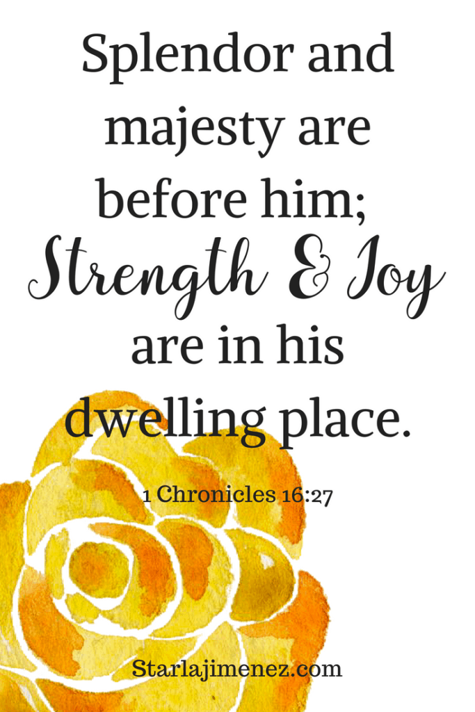 Bible Verses on Joy