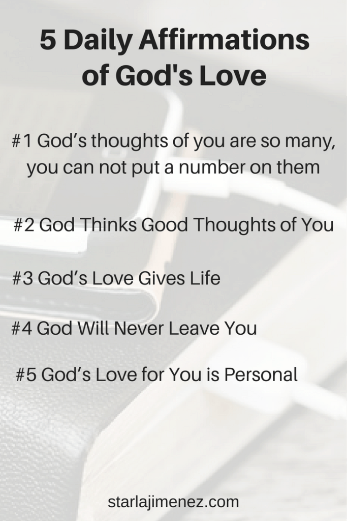 Bible affirmations, biblical affirmations, positive affirmations