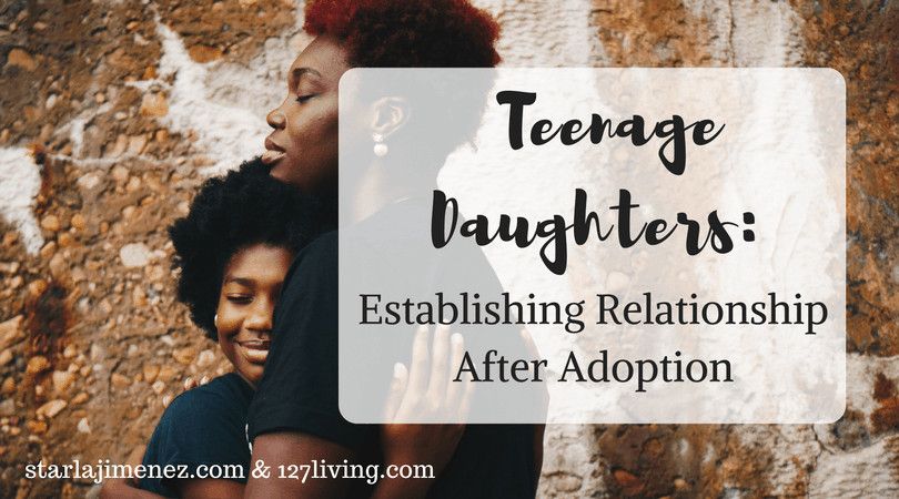 adoption and relationship issues