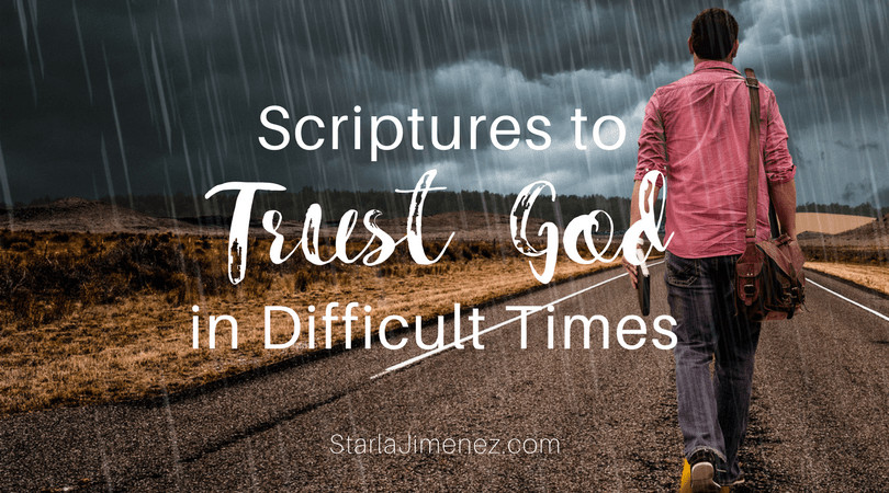 God and the Difficult Times
