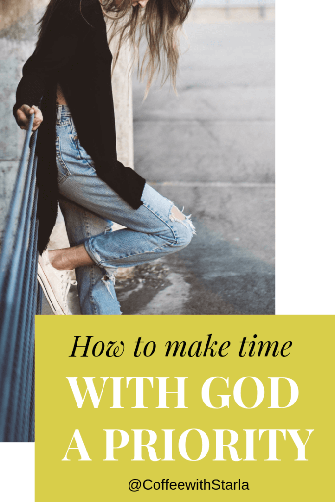 Making time with God a priority, prayer life, prayer for moms