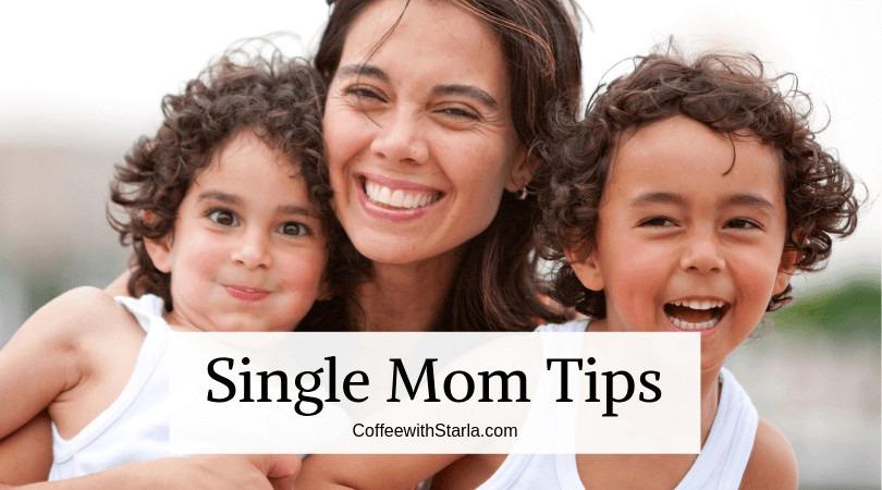 Single Mom tip