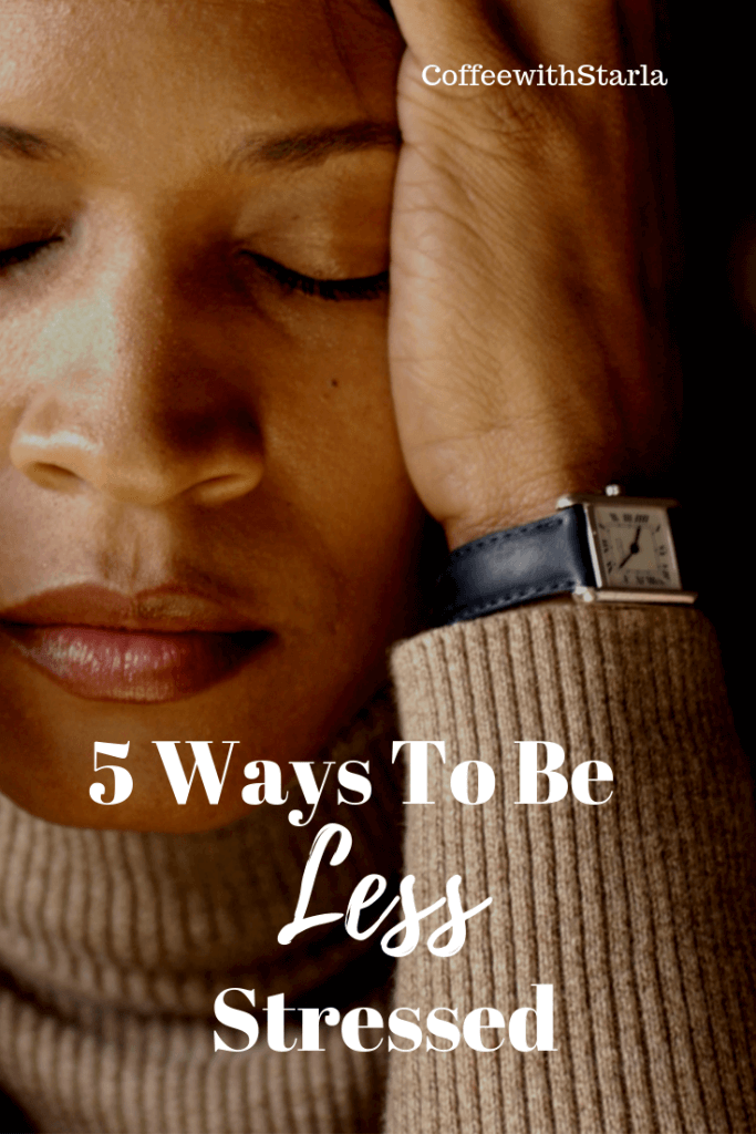 How to stress relief, stress management, how to be less stressed, what does the bible say about stress