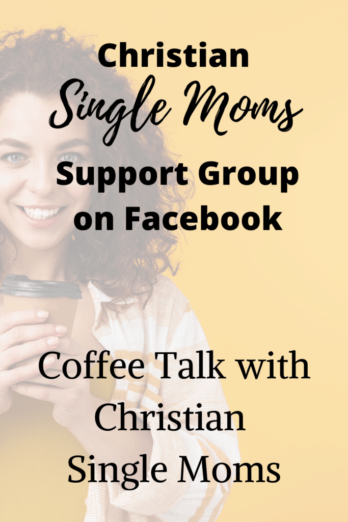 support group for christian single moms, bible verses for single mom