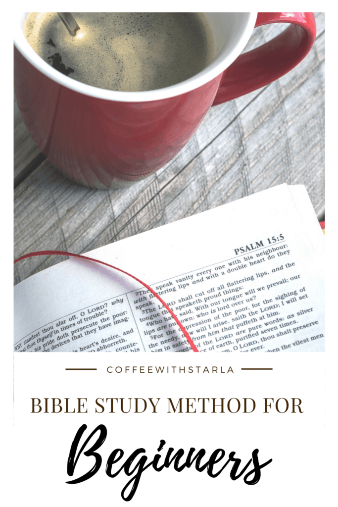 Bible Study Method, Praise Bible Study Method